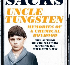 Cover the book Uncle Tungsten by Oliver Sachs